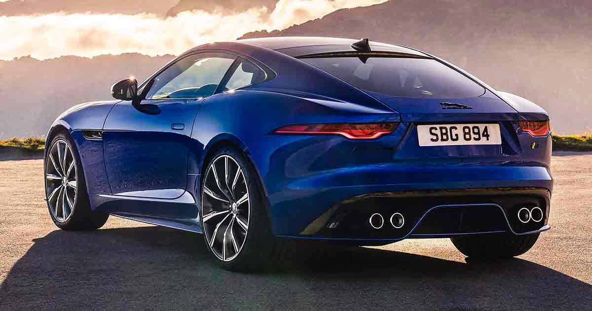 Jaguar F Type Reims Edition 1