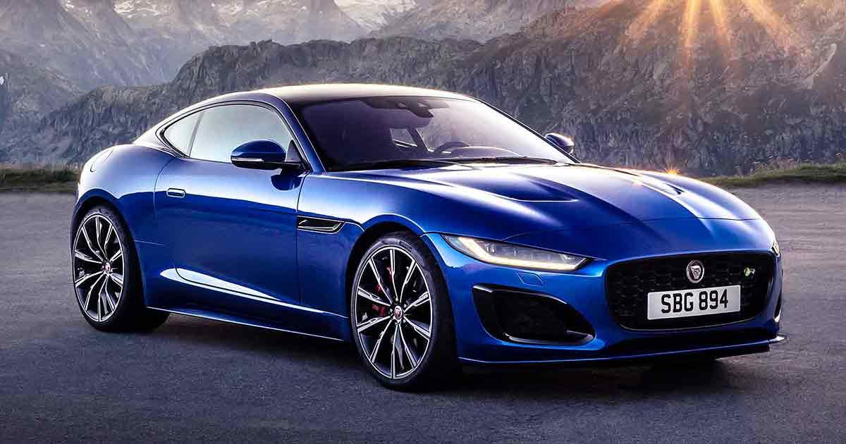 Jaguar F Type Reims Edition 2