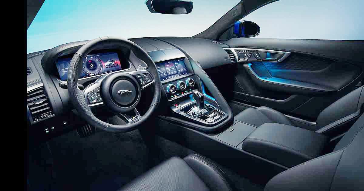 Jaguar F Type Reims Edition 3