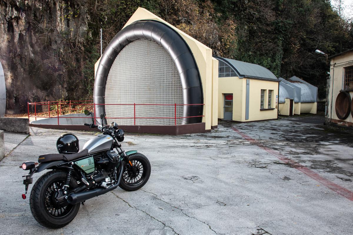 Moto Guzzi Centenary 10
