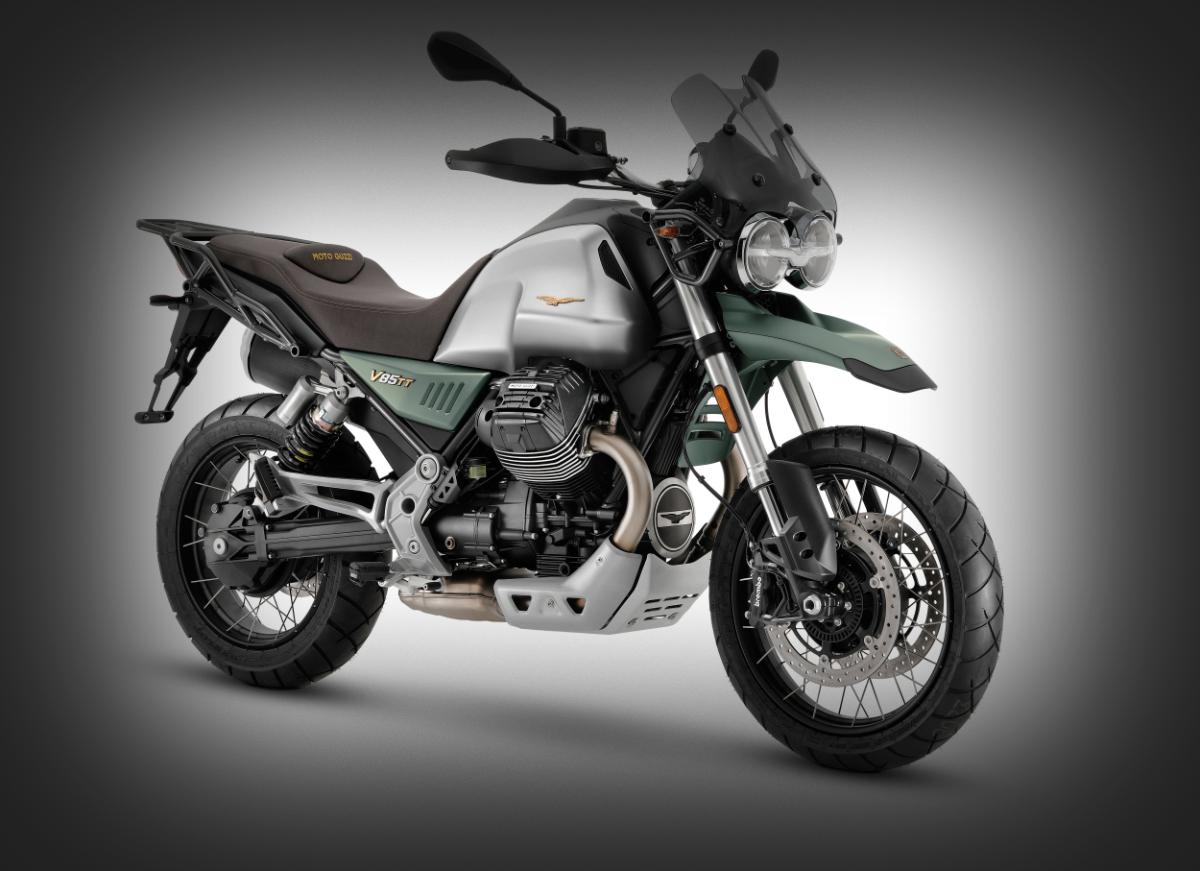 Moto Guzzi Centenary 11