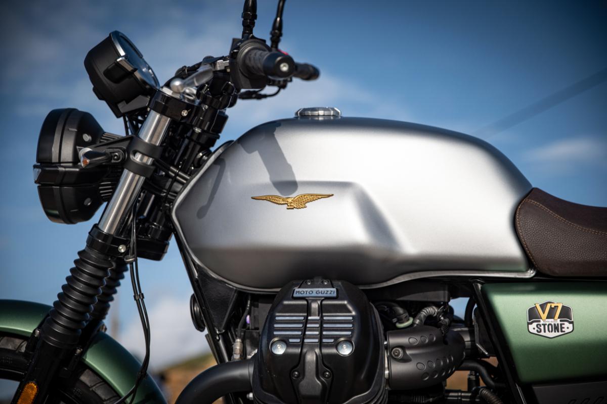 Moto Guzzi Centenary 2