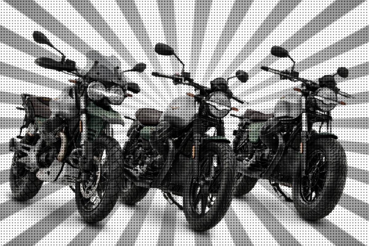 Moto Guzzi celebrates a century in the biz
