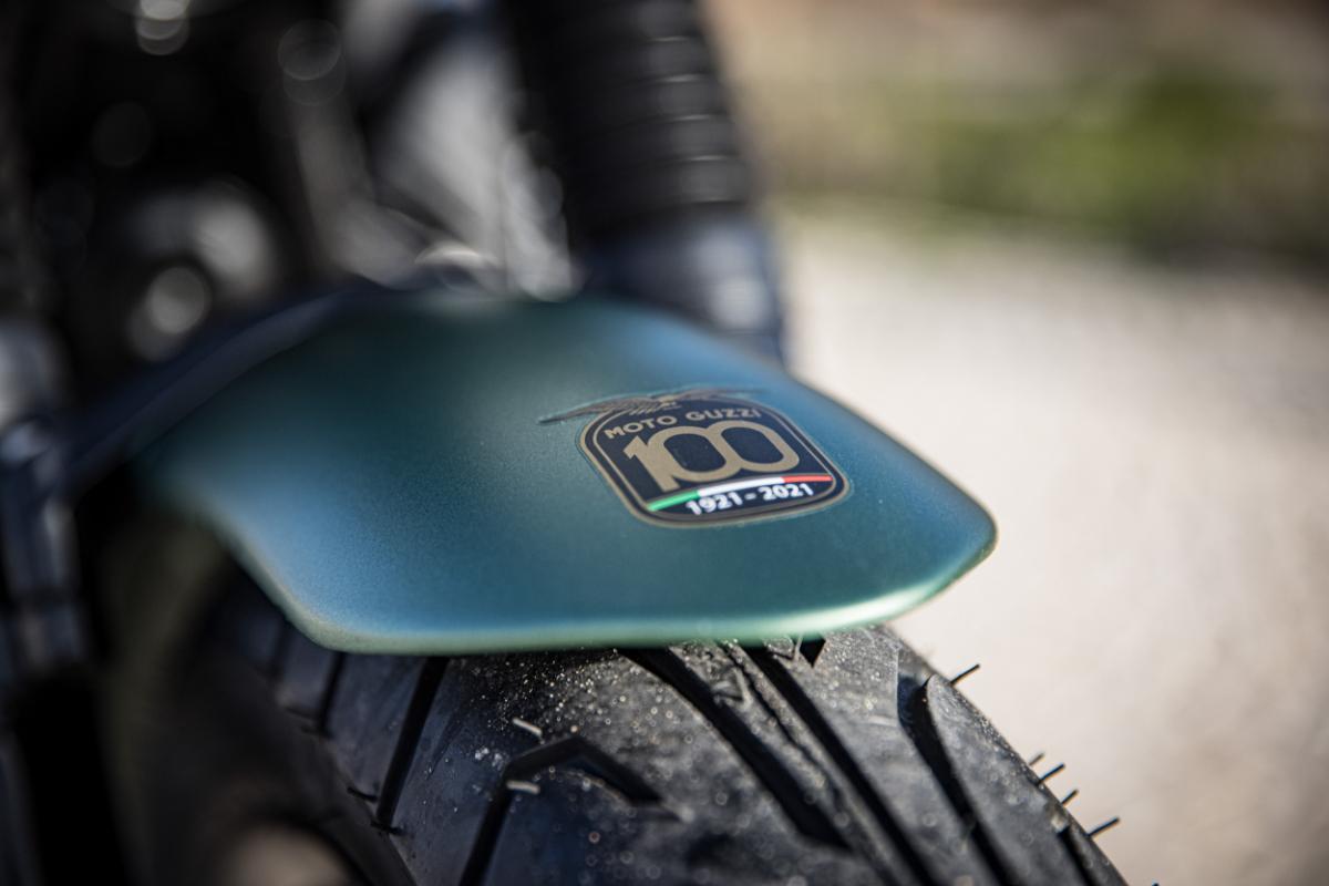 Moto Guzzi Centenary 4