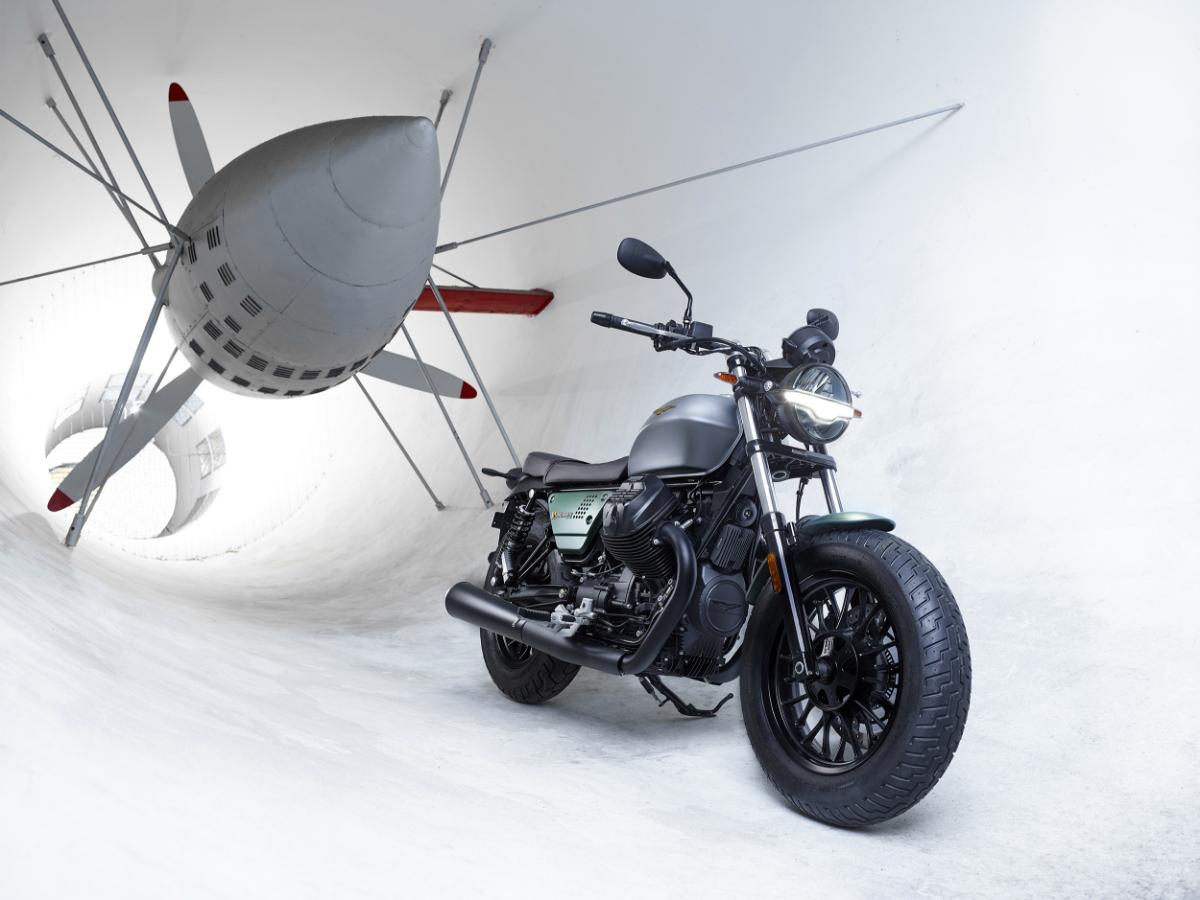 Moto Guzzi Centenary 7