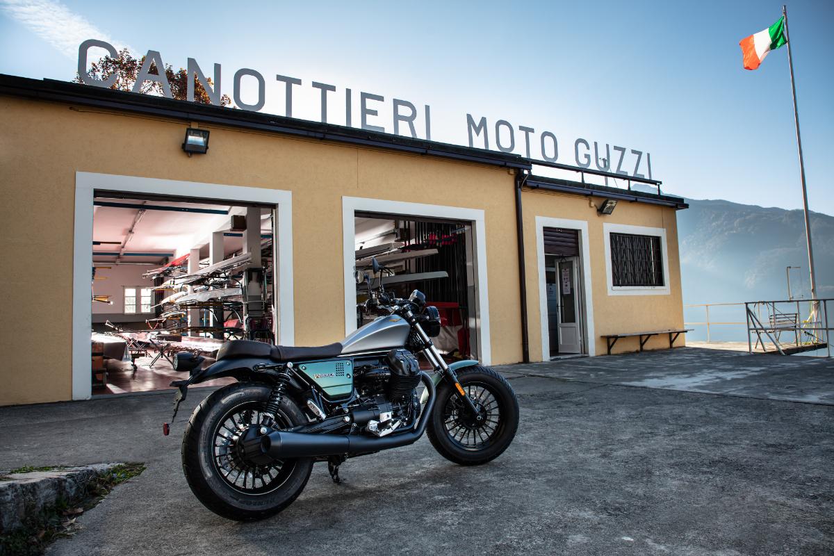 Moto Guzzi Centenary 8