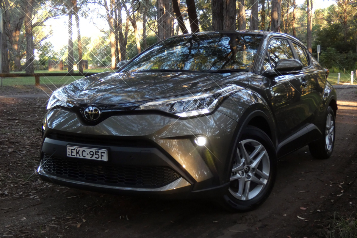 Toyota C-HR: Well, looks aside