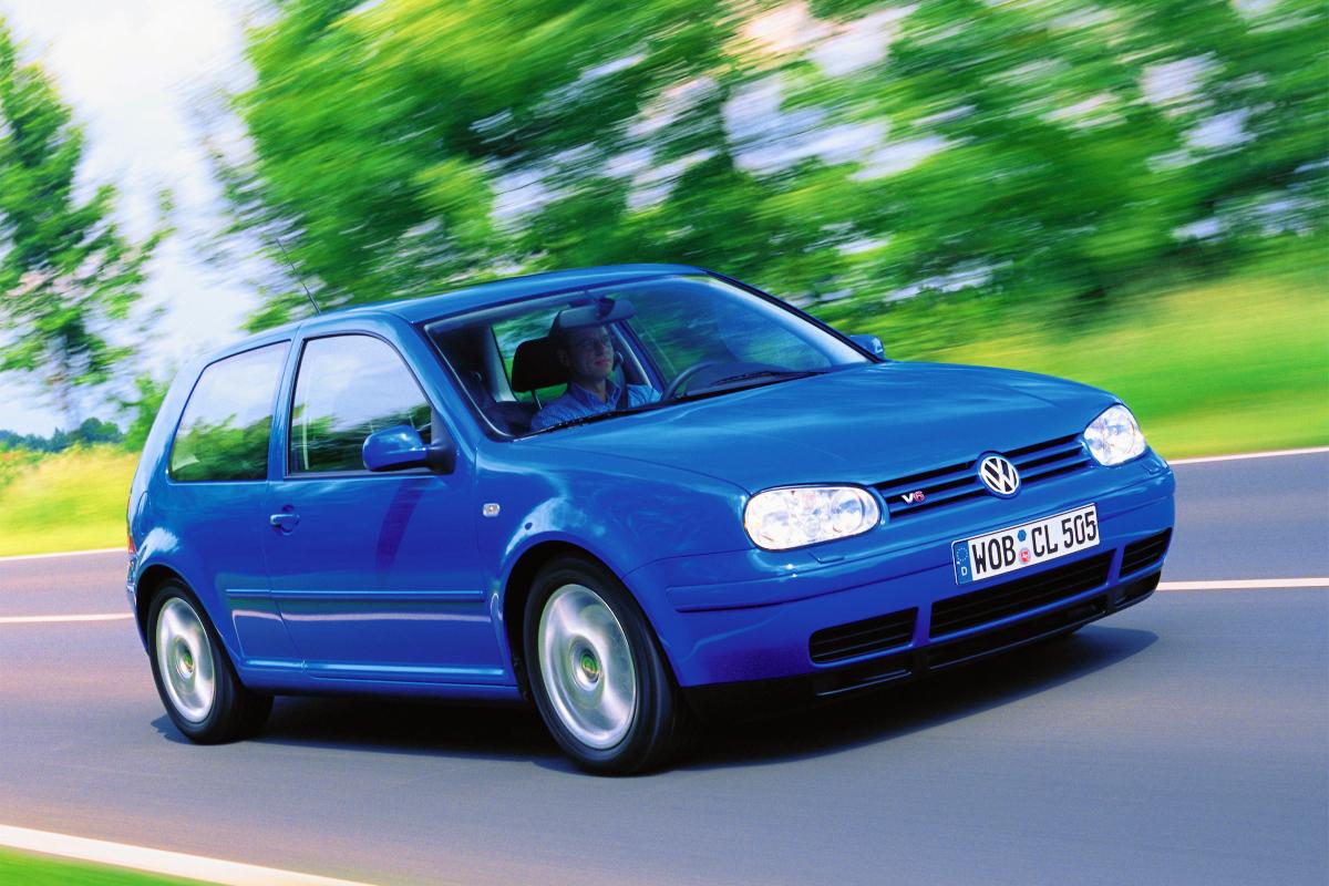 Volkswagen Golf Gen IV