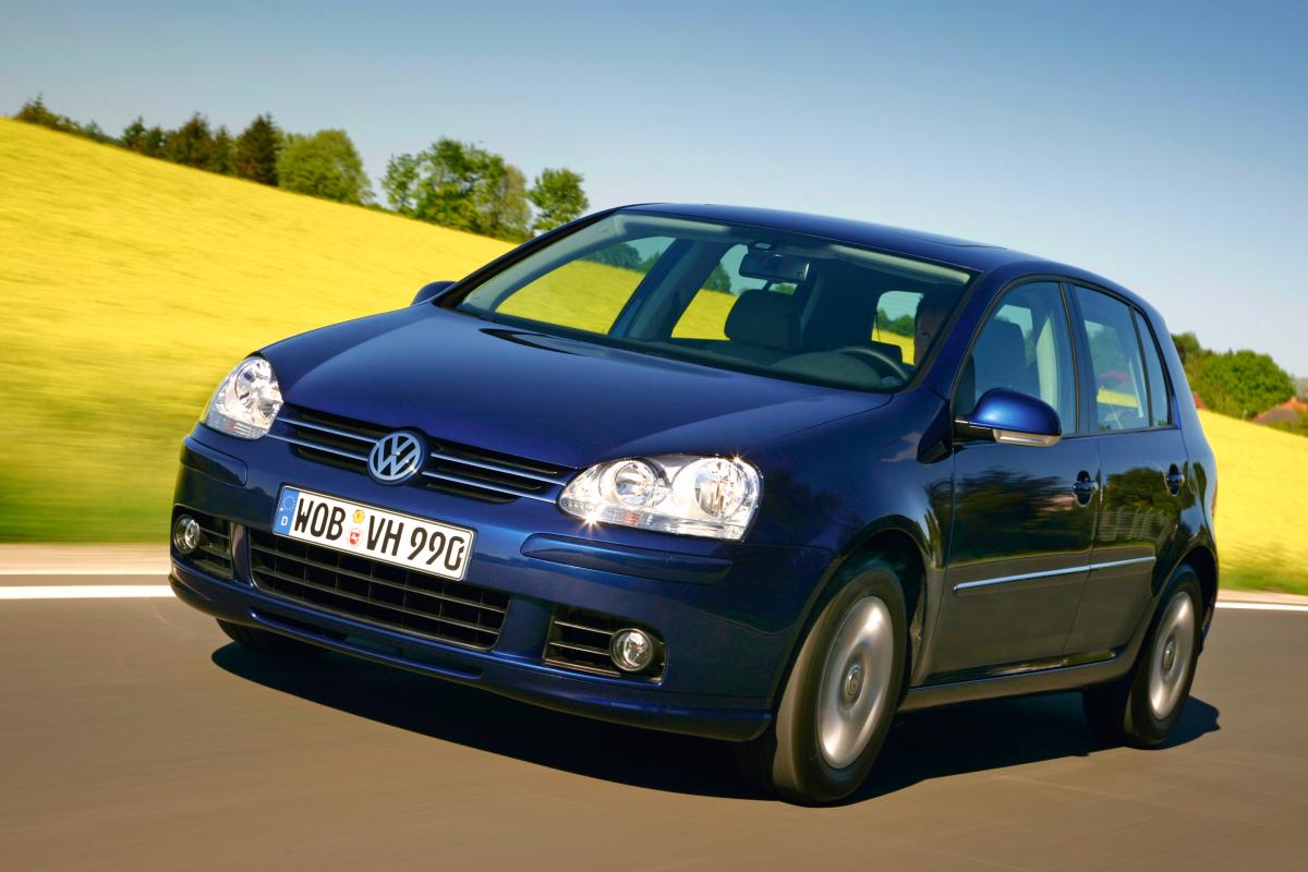 Volkswagen Golf Gen V