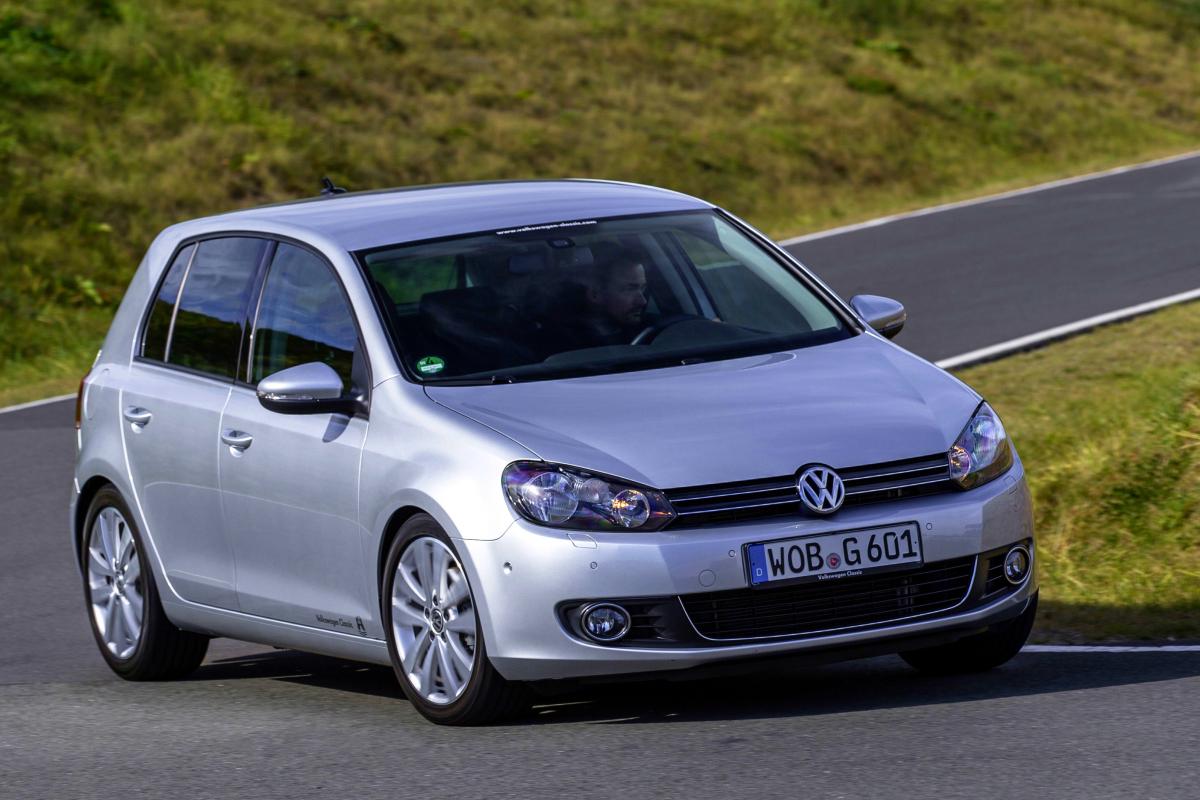 Volkswagen Golf Gen VI