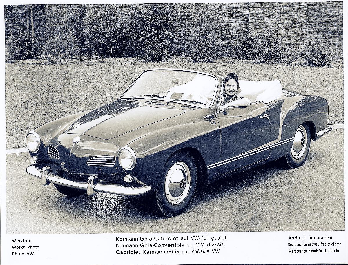 Volkswagen Karmann Ghia 18