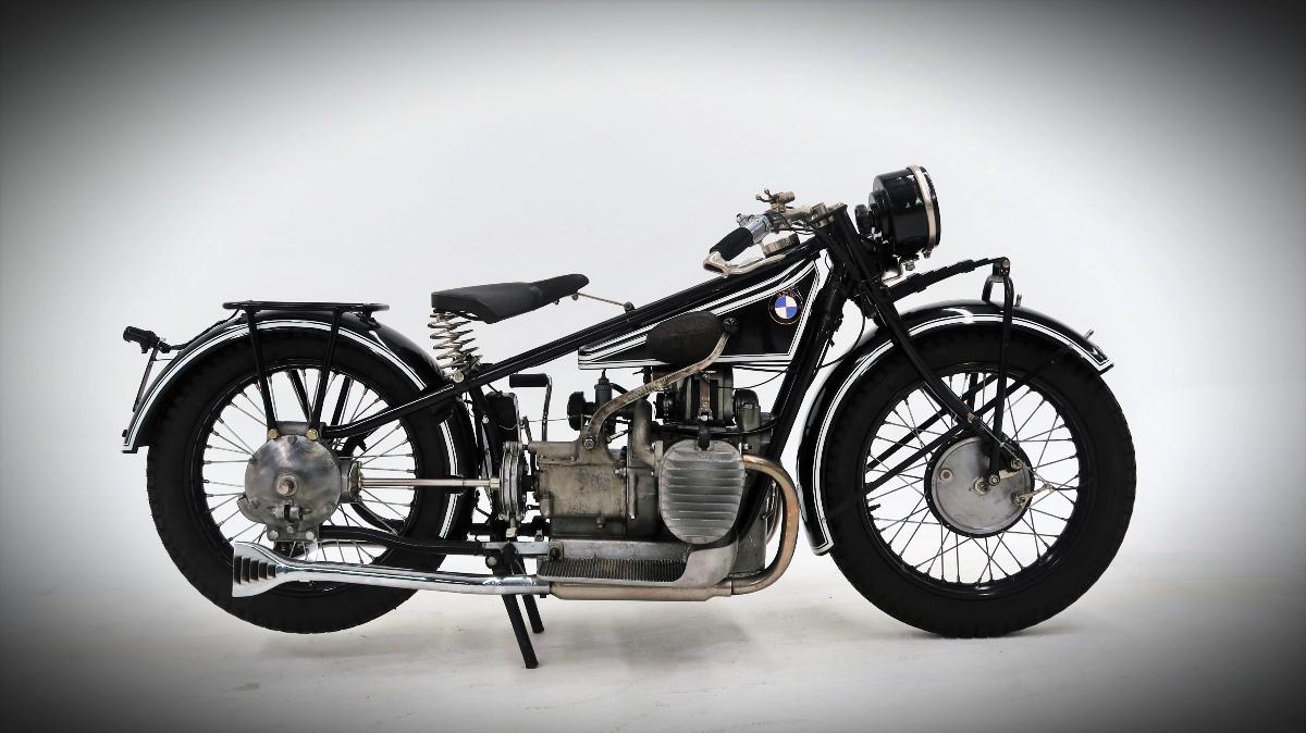 1928 BMW bike
