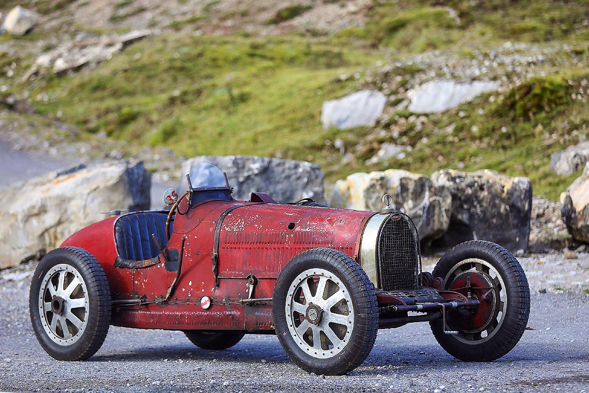 1928 Bugatti Type 35C Grand Prix 1