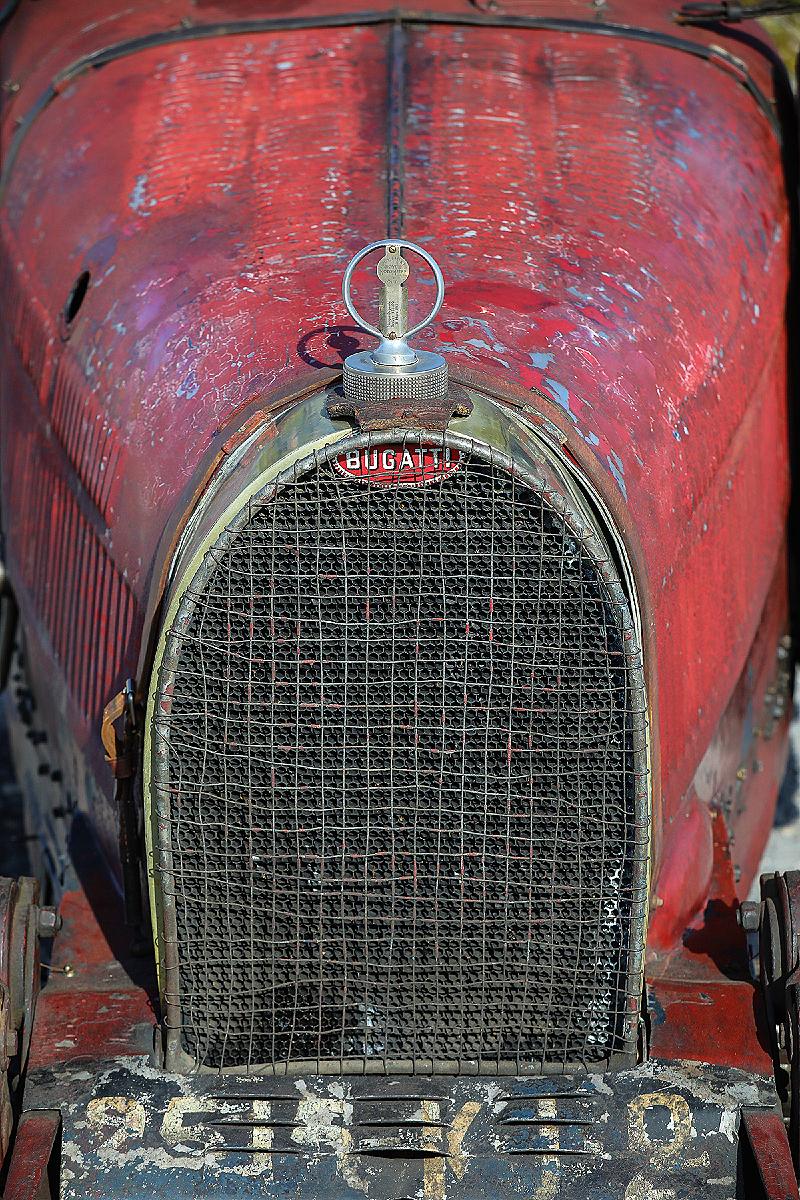 1928 Bugatti Type 35C Grand Prix 2