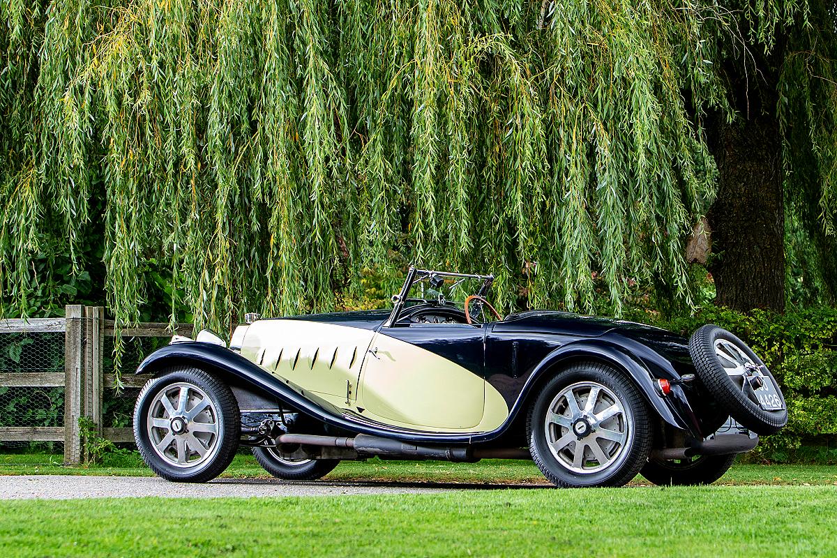 1931 Bugatti Type 55 Super Sport 1