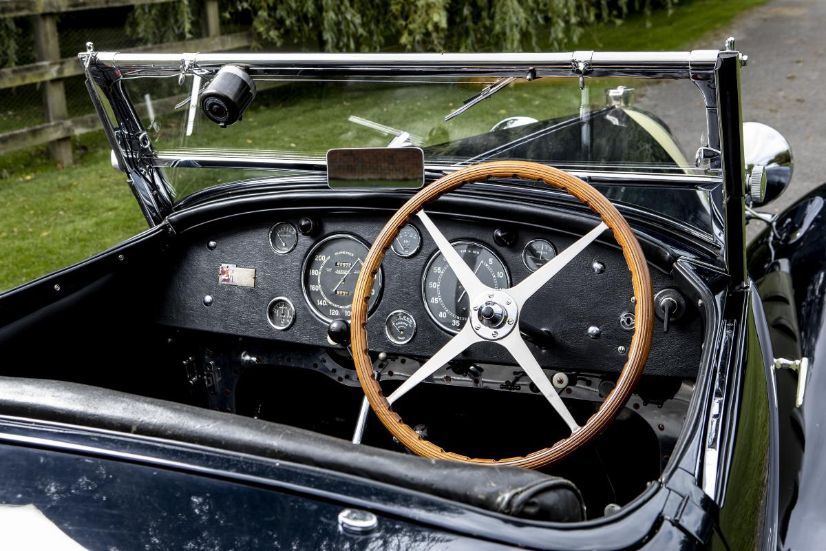 1931 Bugatti Type 55 Super Sport 2