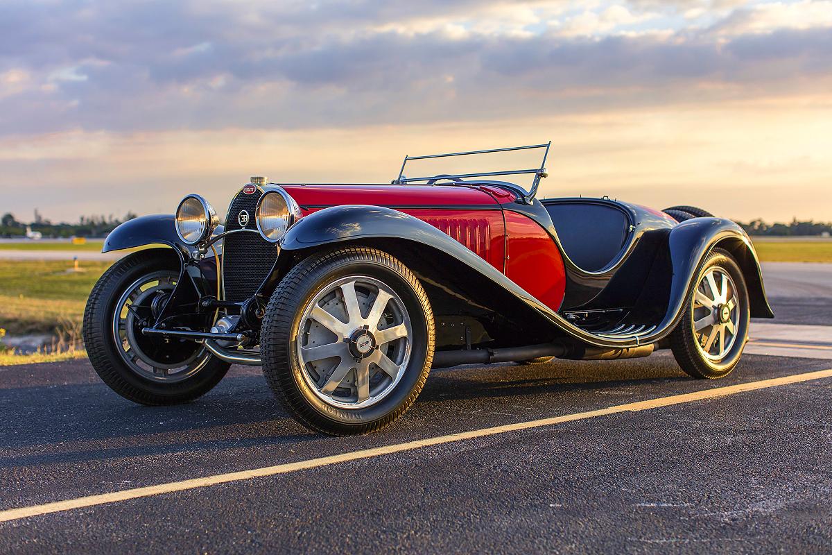 1932 Bugatti Type 55 Super Sport Roadster 1