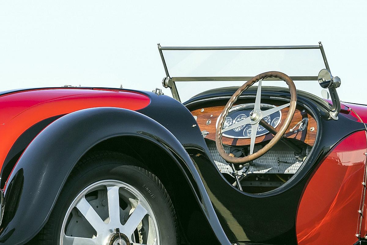 1932 Bugatti Type 55 Super Sport Roadster 3