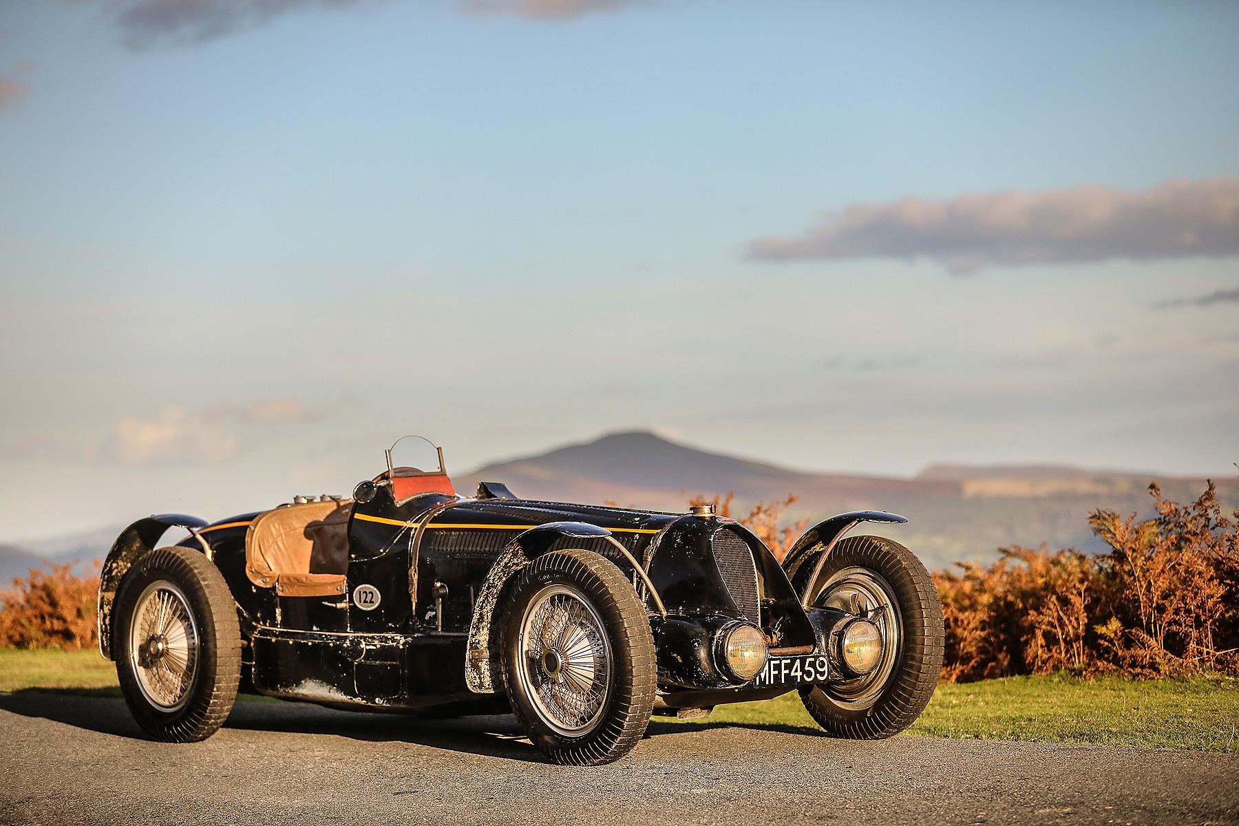 1934 Bugatti Type 59 Sports 1