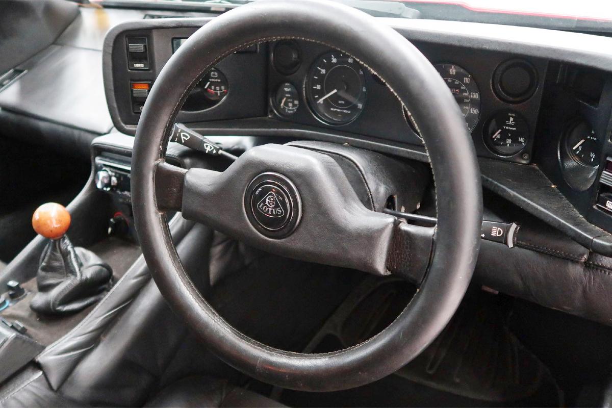 1982 Lotus Esprit Turbo Coupe 1