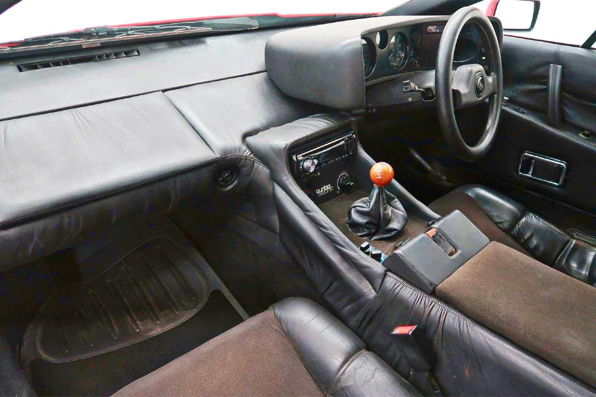 1982 Lotus Esprit Turbo Coupe 2