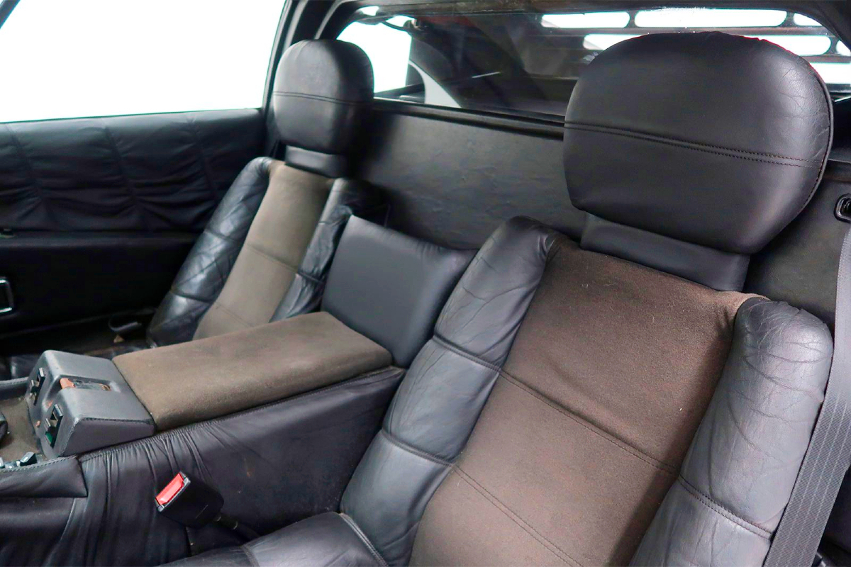 1982 Lotus Esprit Turbo Coupe 7