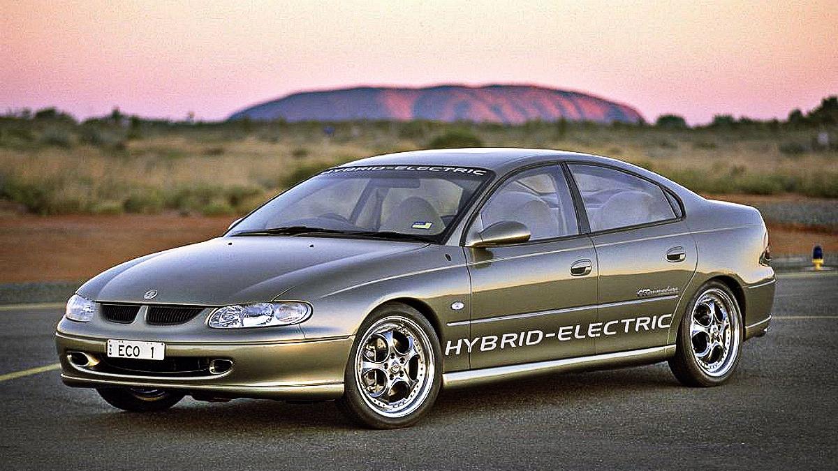 2000 Holden ECOmmodore Concept 3