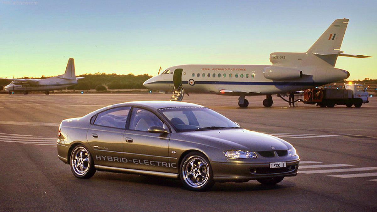 2000 Holden ECOmmodore Concept 4
