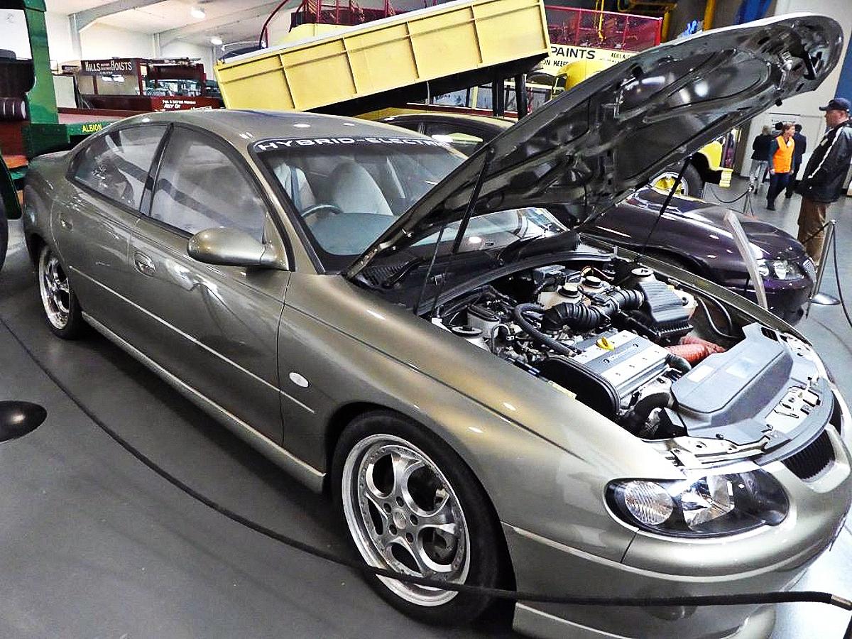 2000 Holden ECOmmodore Concept 8