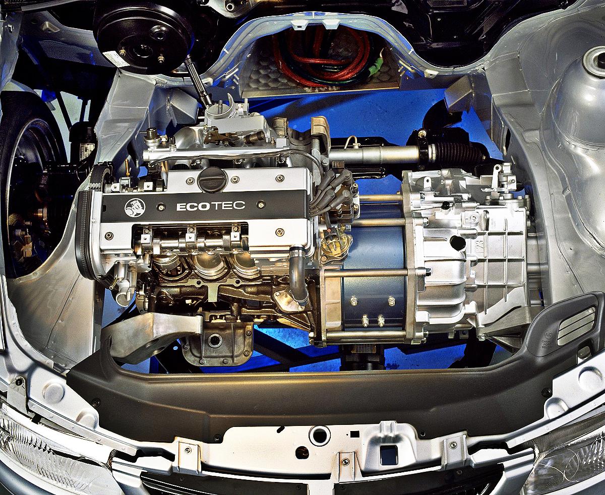 2000 Holden ECOmmodore Concept 9