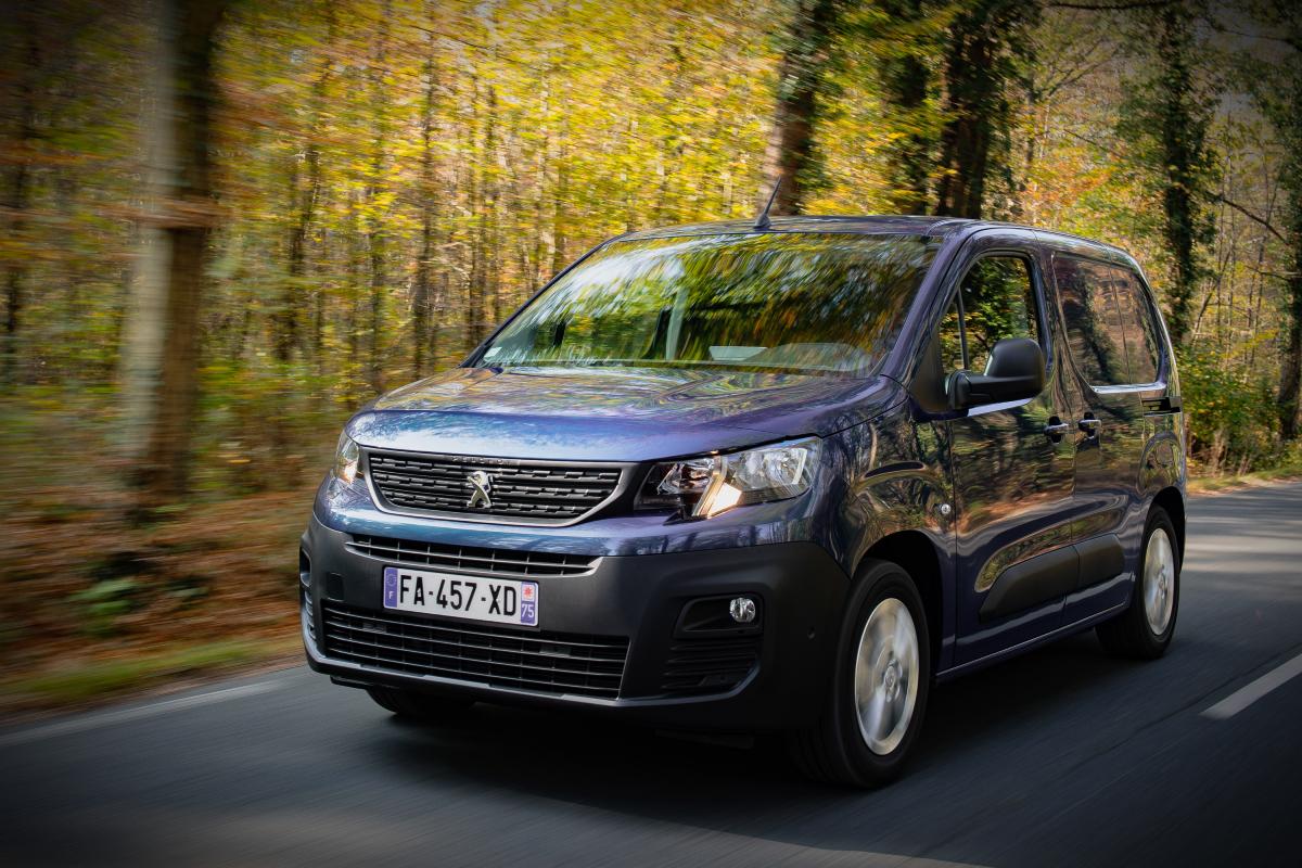 Peugeot Partner: A 'tonne' of fun