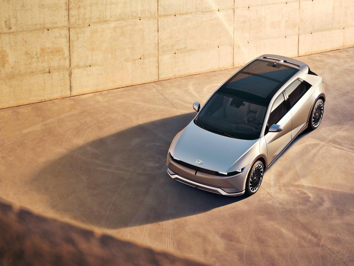 2021 Hyundai IONIQ 5 1