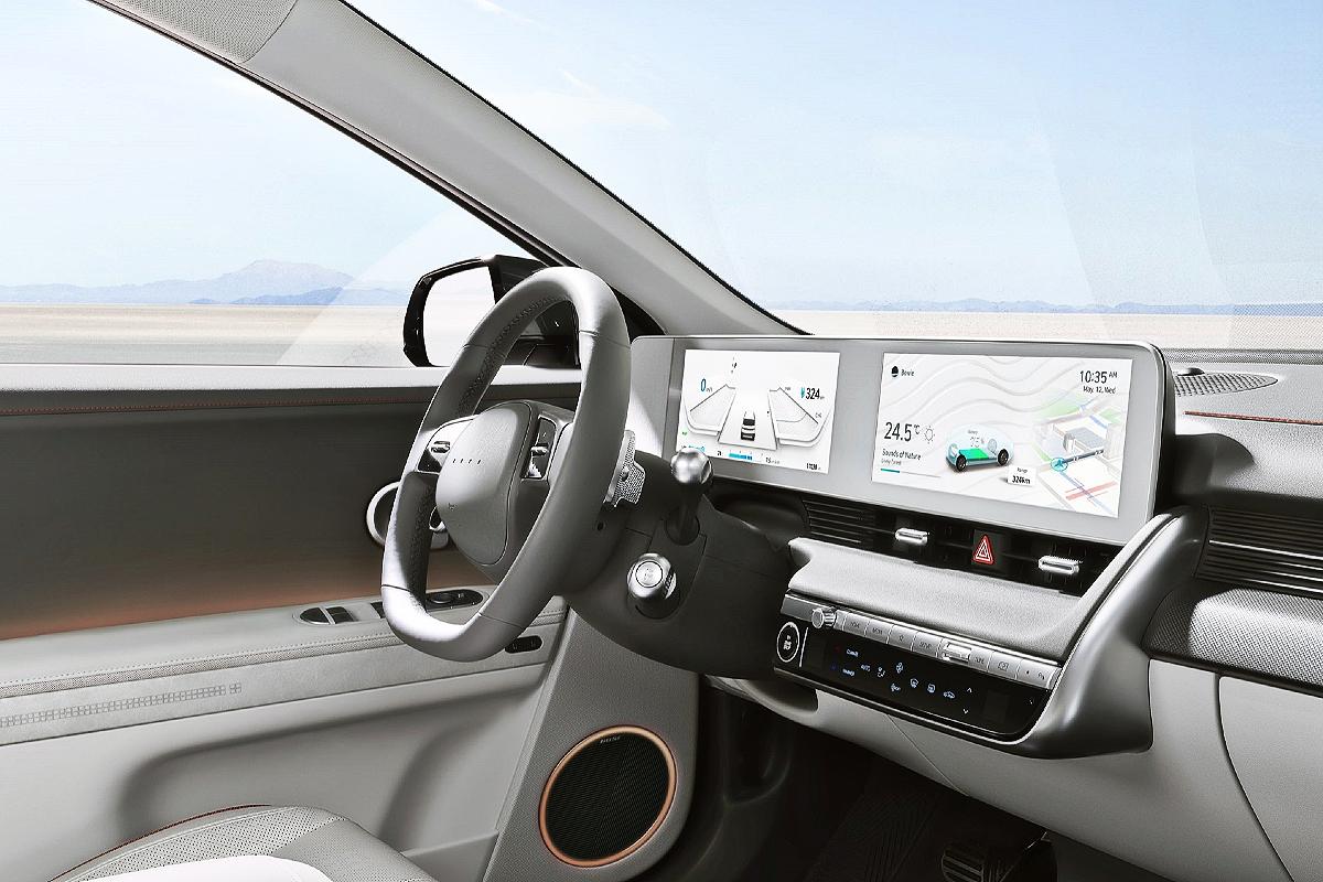 2021 Hyundai IONIQ 5 2