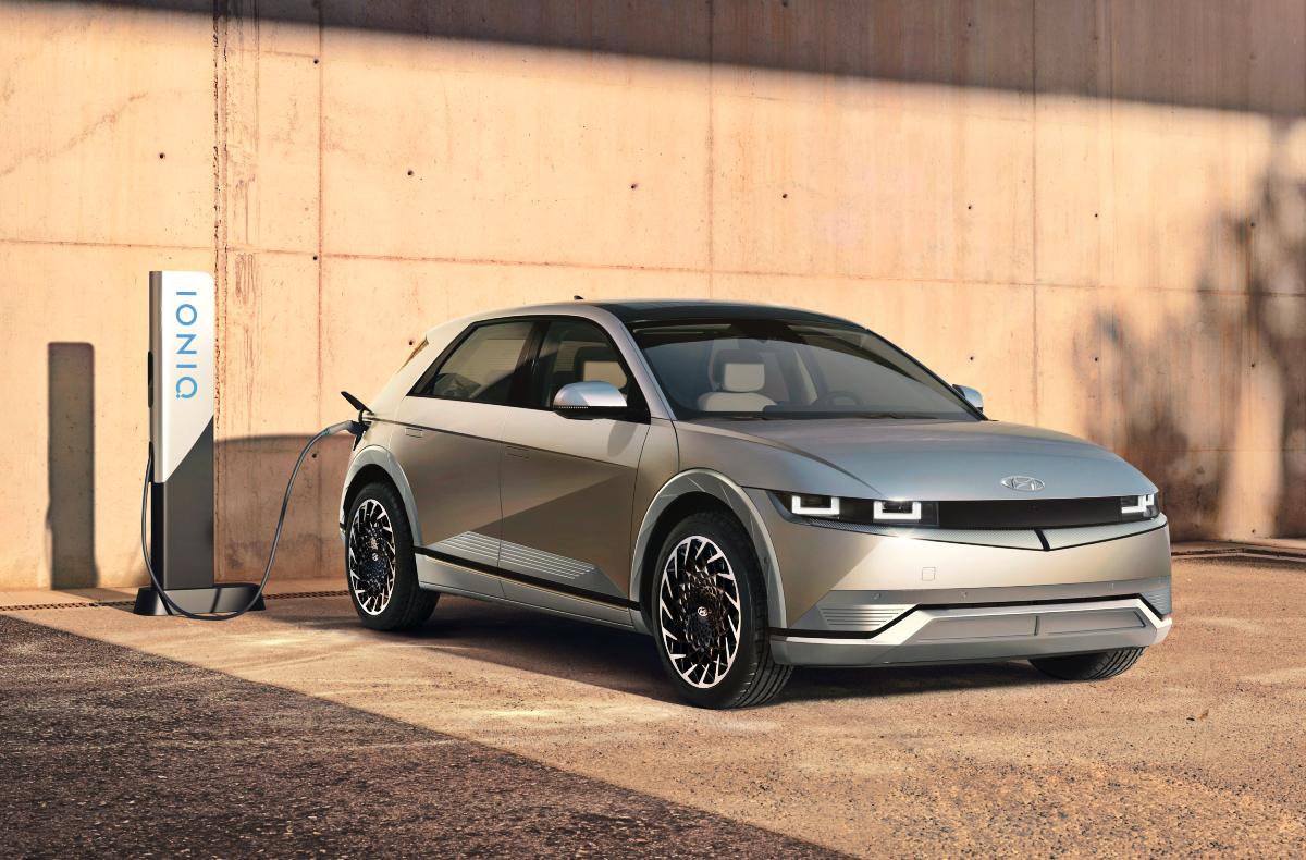 2021 Hyundai IONIQ 5 6