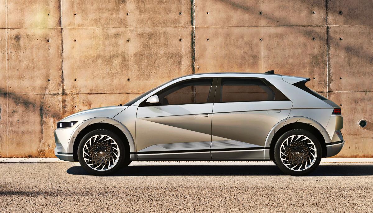 2021 Hyundai IONIQ 5 7