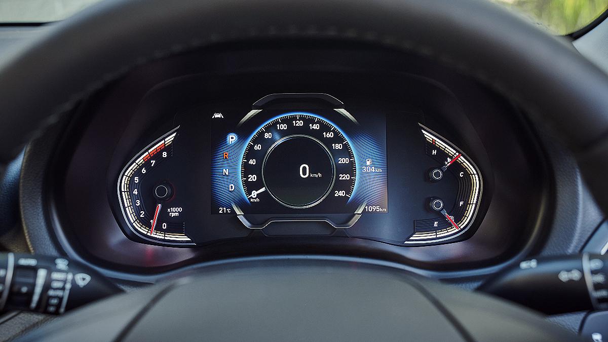 2021 Hyundai i30 Elite hatch 11