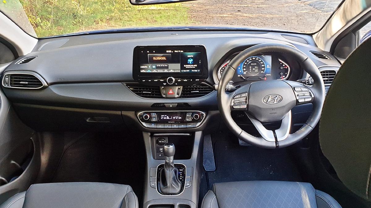 2021 Hyundai i30 Elite hatch 4
