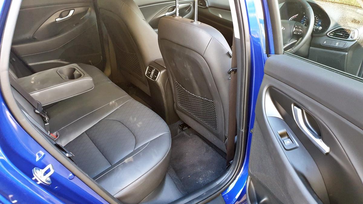 2021 Hyundai i30 Elite hatch 5