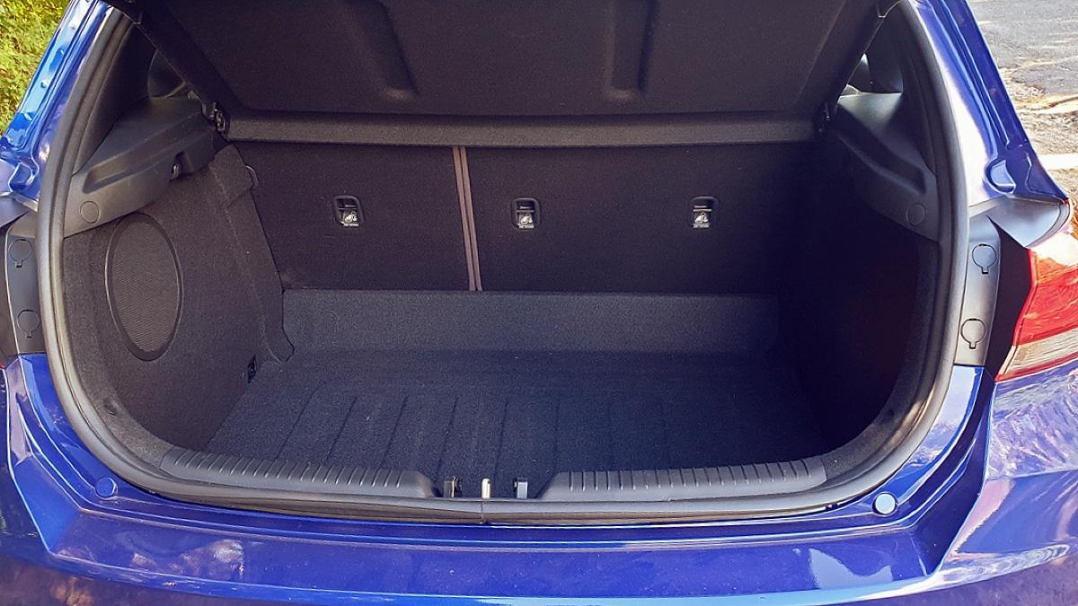 2021 Hyundai i30 Elite hatch 7