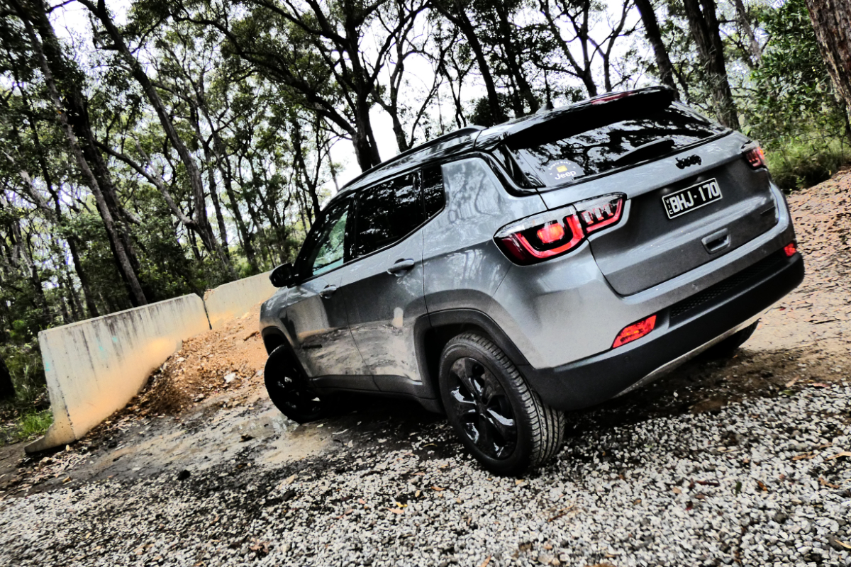 Jeep Compass: A few pointers