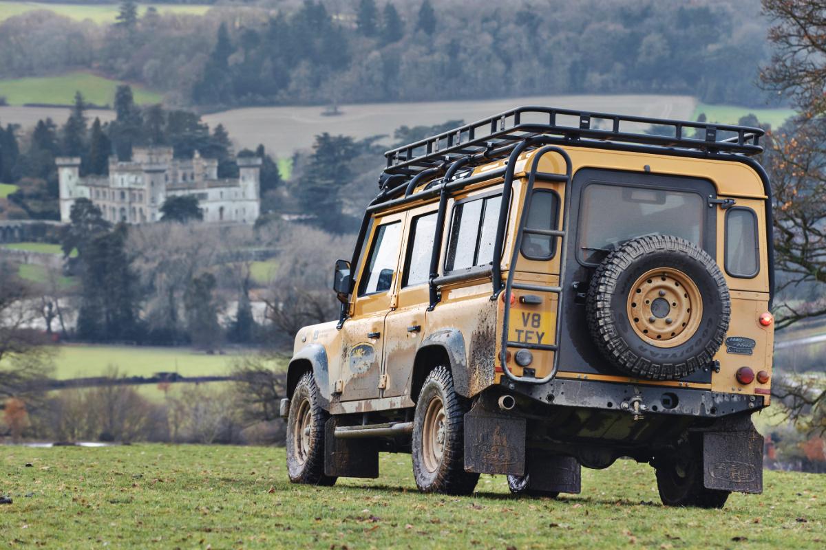 2021 Land Rover Defender Classic Works V8 Trophy 7