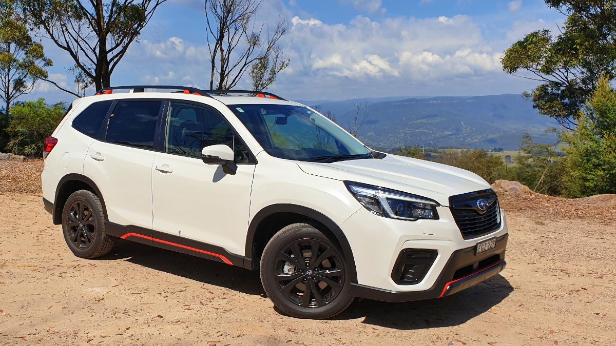 2021 Subaru Forester Sport 13