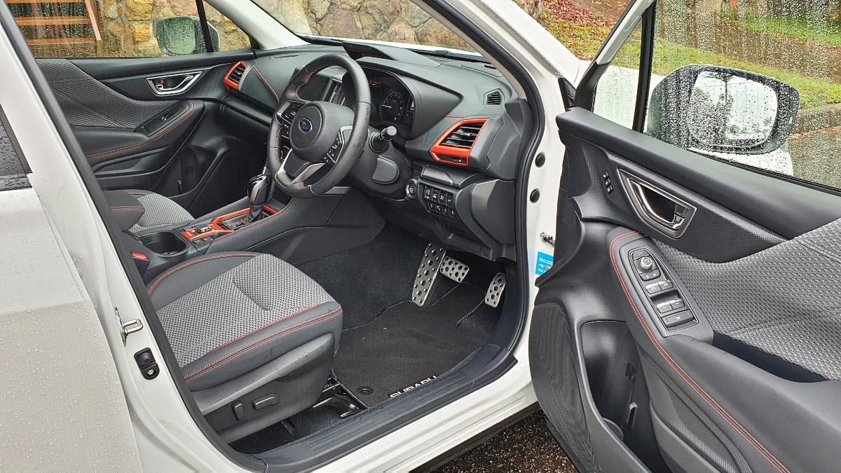 2021 Subaru Forester Sport 2