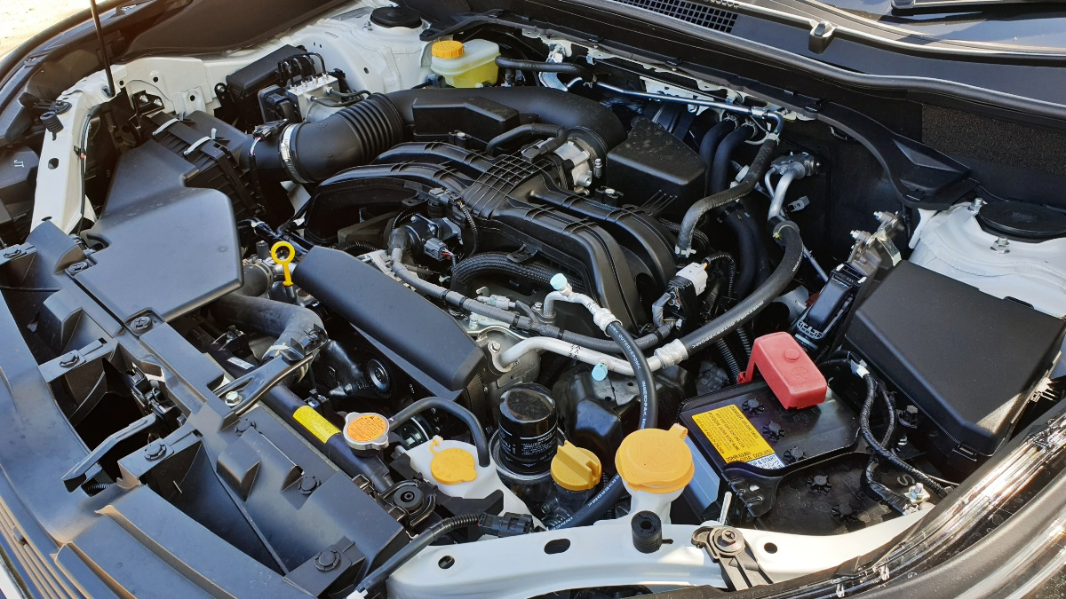 2021 Subaru Forester Sport 3