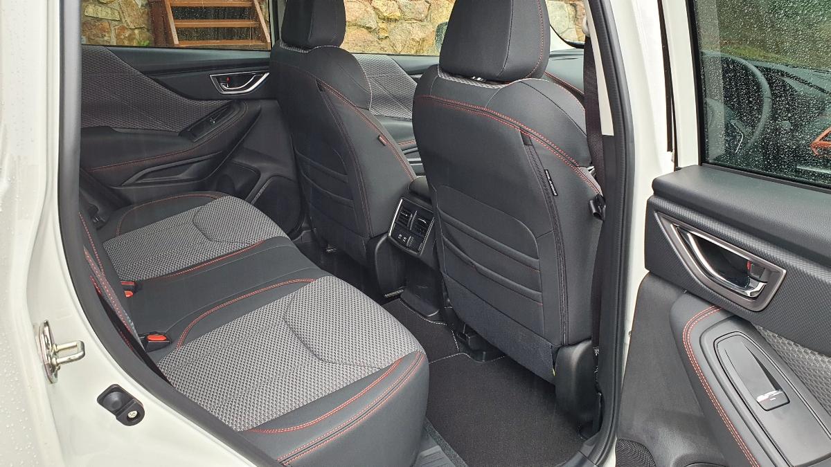 2021 Subaru Forester Sport 5