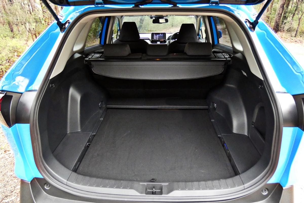 2021 Toyota RAV4 GXL Hybrid AWD 3