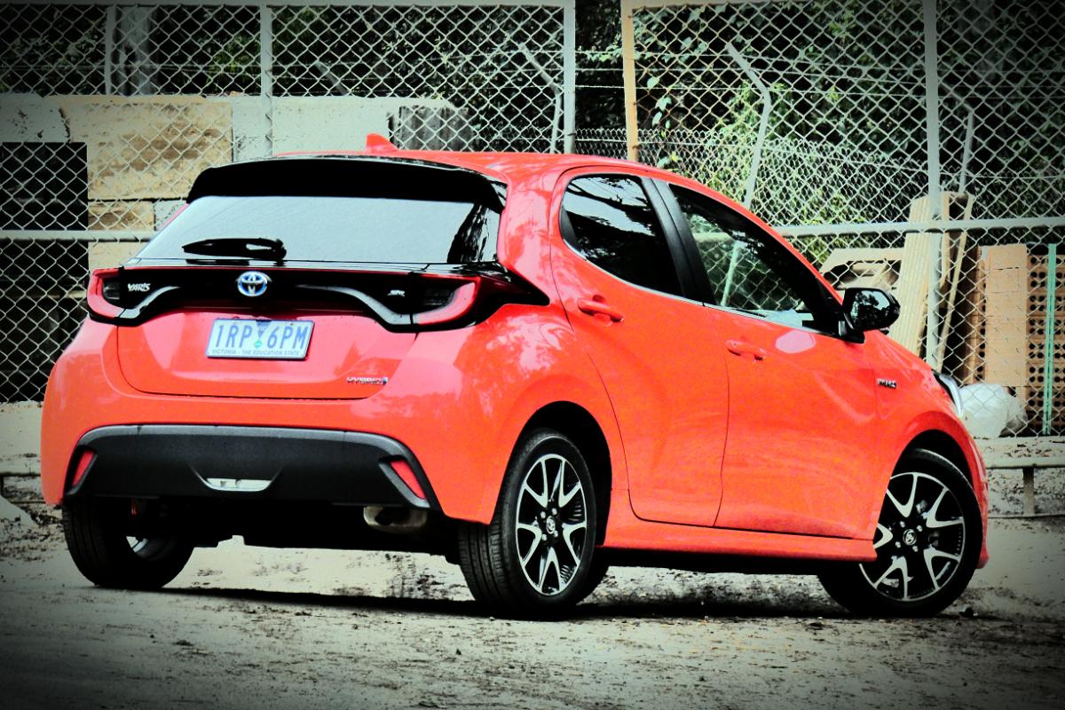 Toyota Yaris: Economy just got cool