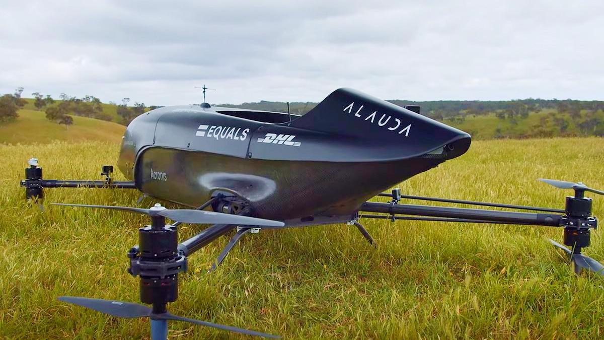 Airspeeder Mk3 7