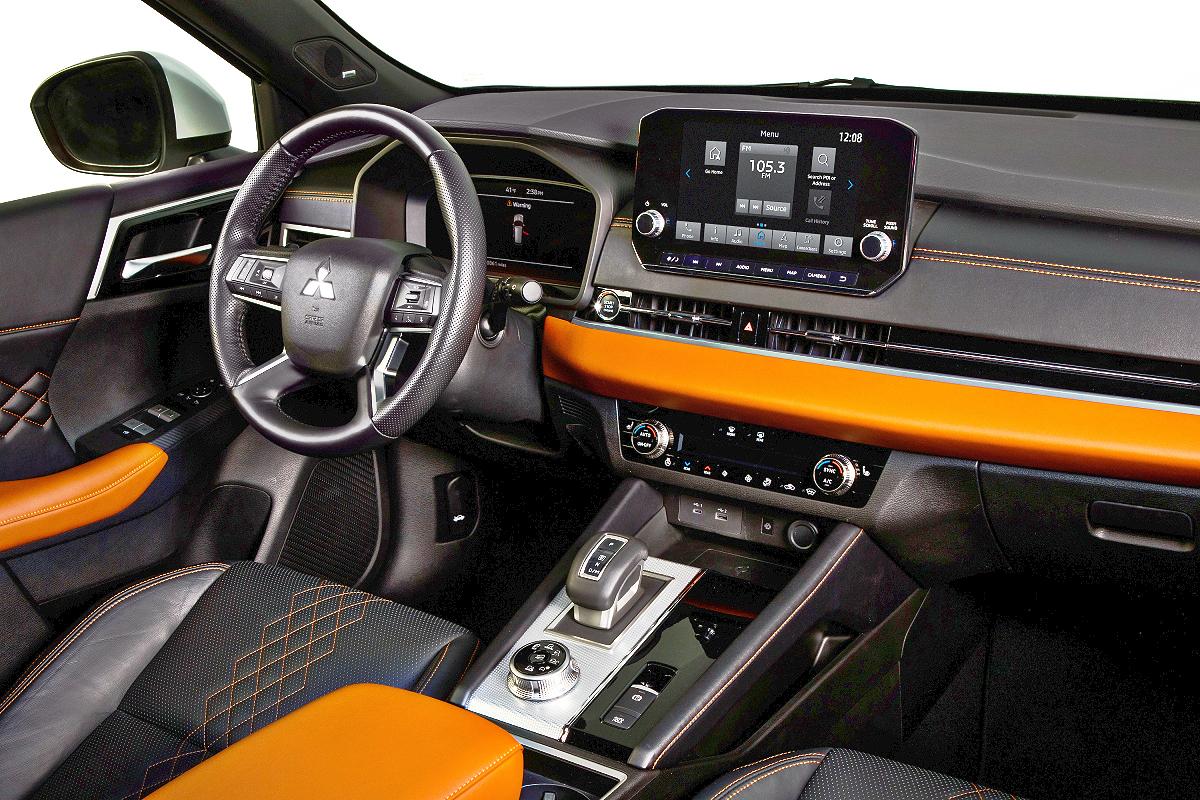 All new 2021 Mitsubishi Outlander 5