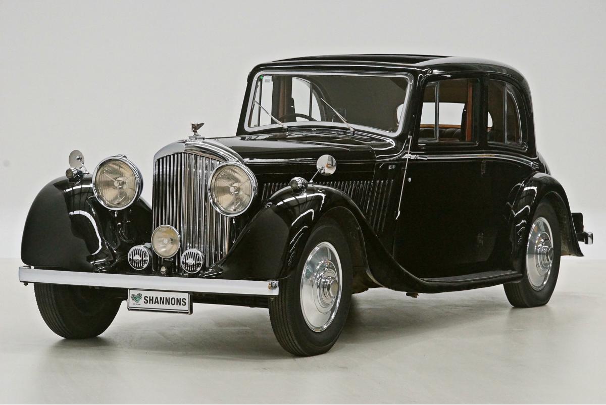 Bentley Barker